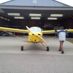 Selecting an aircraft to build